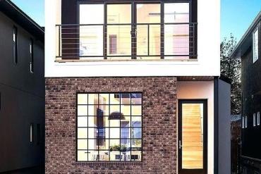 """Những mẫu nhà phố 2 tầng khác lạ 1 tỷ đồng đang """"sốt"""""""
